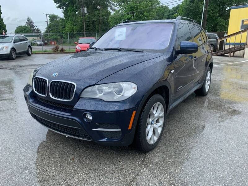 2012 BMW X5 for sale at Honest Abe Auto Sales 2 in Indianapolis IN