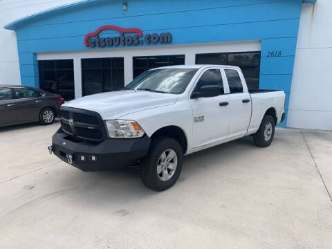 2015 RAM Ram Pickup 1500 for sale at ETS Autos Inc in Sanford FL
