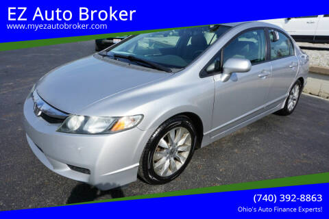 2009 Honda Civic for sale at EZ Auto Broker in Mount Vernon OH