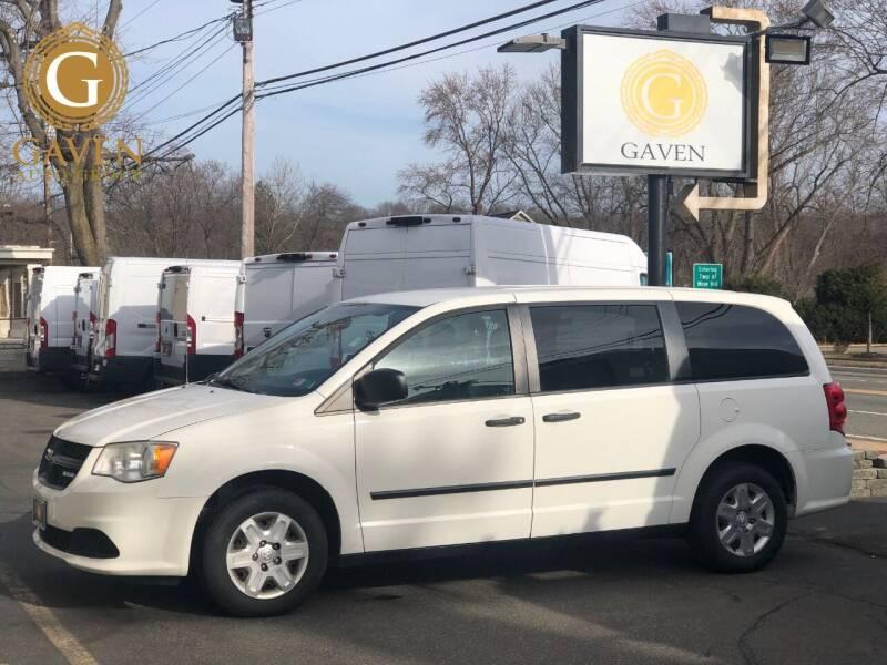 2012 RAM C/V for sale in Kenvil, NJ