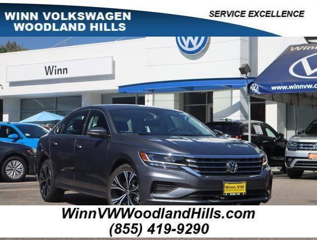 2022 Volkswagen Passat for sale in Woodland Hills, CA