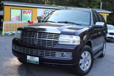 2007 Lincoln Navigator for sale at Go Auto Sales in Gainesville GA