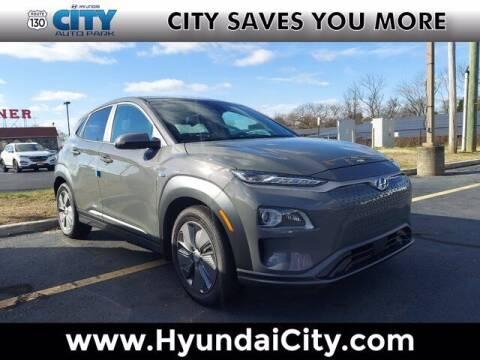 2020 Hyundai Kona EV for sale at City Auto Park in Burlington NJ