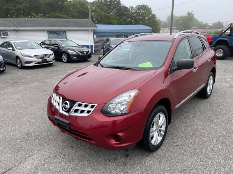 2015 Nissan Rogue Select for sale at U FIRST AUTO SALES LLC in East Wareham MA