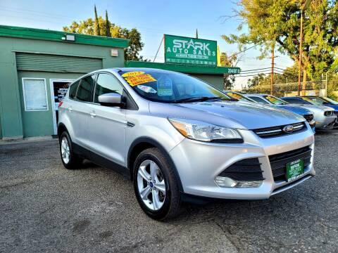 2014 Ford Escape for sale at Stark Auto Sales in Modesto CA