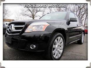 2012 Mercedes-Benz GLK for sale at Rockland Automall - Rockland Motors in West Nyack NY