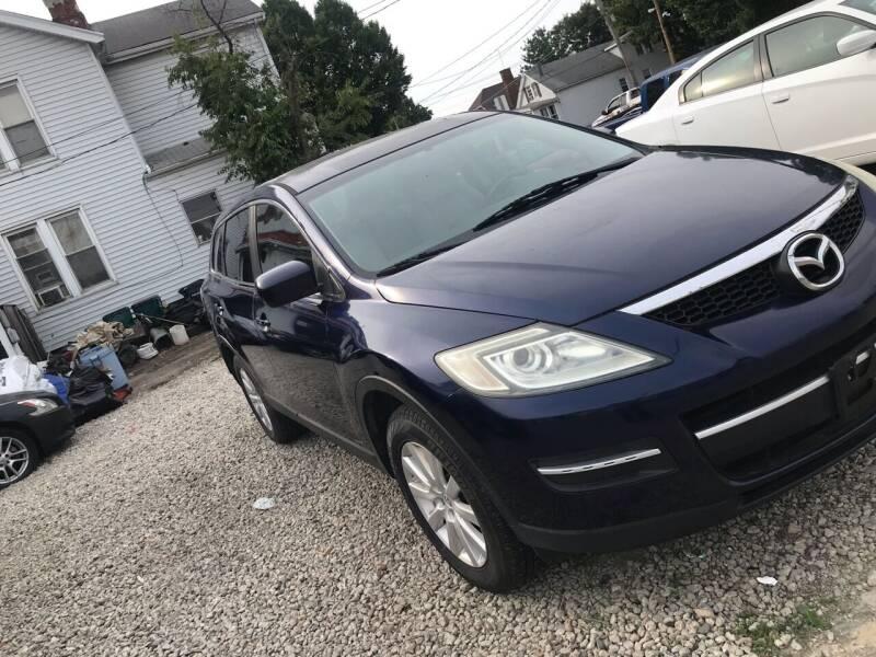 2010 Mazda CX-7 for sale at Car Kings in Cincinnati OH
