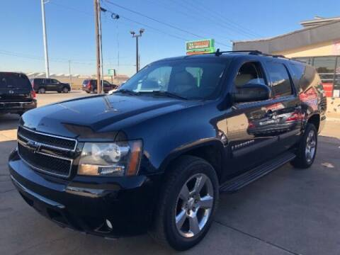 2007 Chevrolet Suburban for sale at Auto Limits in Irving TX