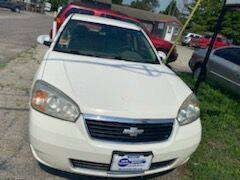 2006 Chevrolet Malibu Maxx for sale at New Start Motors LLC - Crawfordsville in Crawfordsville IN