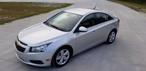 2014 Chevrolet Cruze for sale at Precision Auto Source in Jacksonville FL