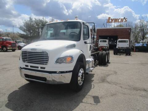 2009 Freightliner M2 10-Wheeler for sale at Lynch's Auto - Cycle - Truck Center - Trucks and Equipment in Brockton MA