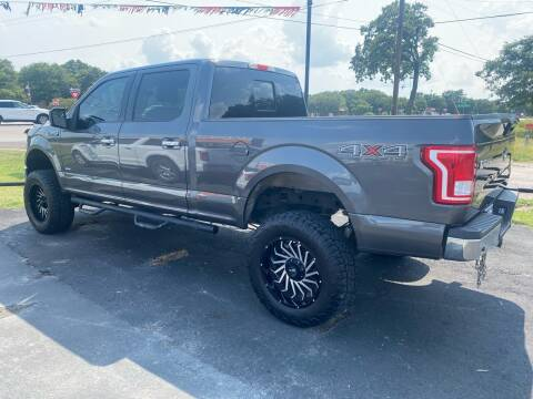 2015 Ford F-150 for sale at Bam Auto Sales in Azle TX