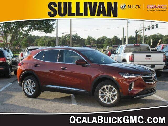 2021 Buick Envision for sale in Ocala, FL