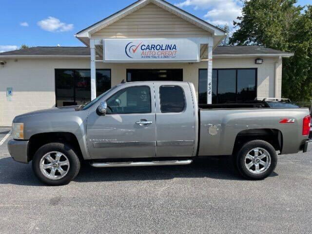 2008 Chevrolet Silverado 1500 for sale at Carolina Auto Credit in Youngsville NC