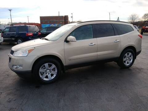 2010 Chevrolet Traverse for sale at Big Boys Auto Sales in Russellville KY
