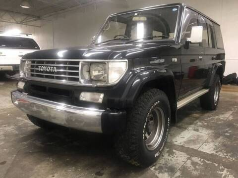 1992 Toyota Land Cruiser for sale at Paley Auto Group in Columbus OH