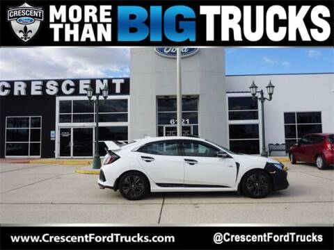 2019 Honda Civic for sale at Crescent Ford in Harahan LA
