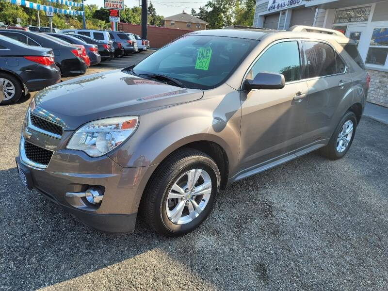 2012 Chevrolet Equinox for sale at 1st Quality Auto in Milwaukee WI