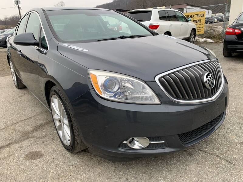 2012 Buick Verano for sale at Ron Motor Inc. in Wantage NJ