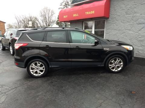 2013 Ford Escape for sale at Economy Motors in Muncie IN