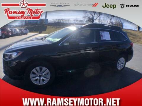 2018 Subaru Outback for sale at RAMSEY MOTOR CO in Harrison AR