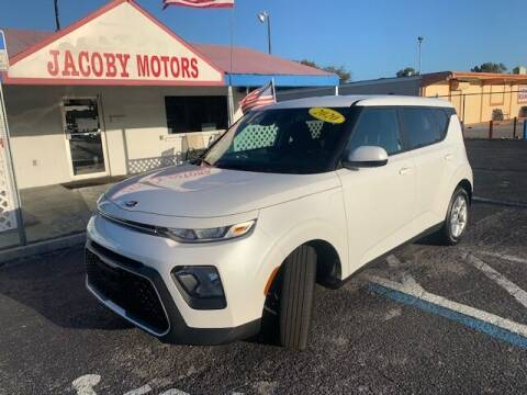 2020 Kia Soul for sale at Jacoby Motors in Fort Myers FL