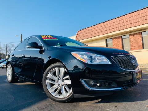 2014 Buick Regal for sale at Alpha AutoSports in Roseville CA