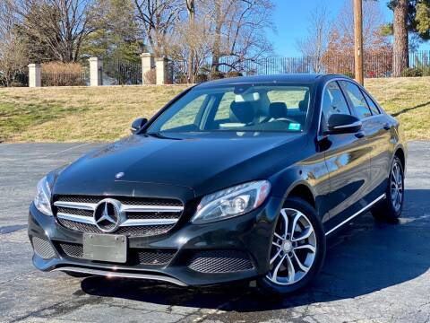 2015 Mercedes-Benz C-Class for sale at Sebar Inc. in Greensboro NC