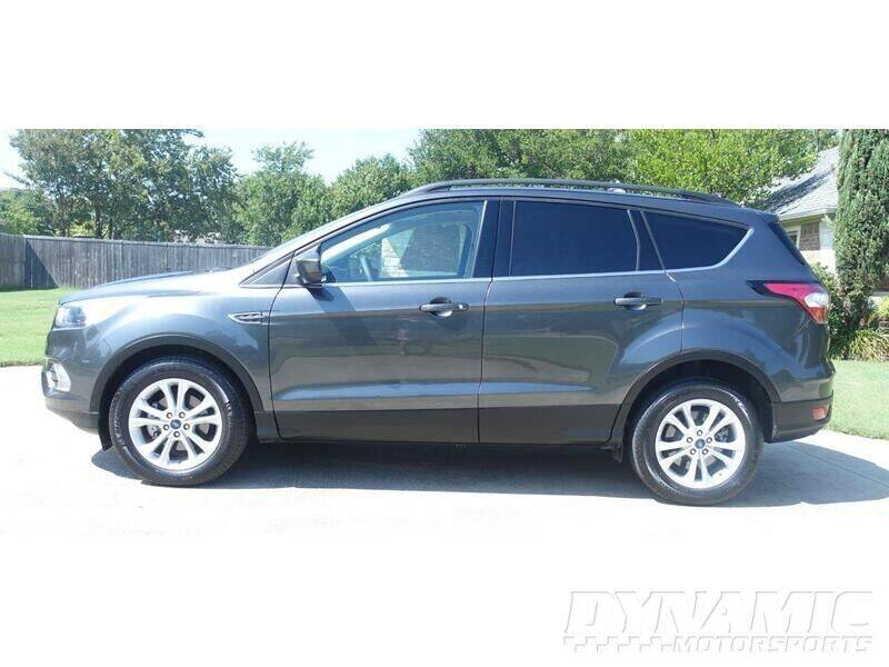 2018 Ford Escape for sale at SW Dynamic Motorsports in Garland TX