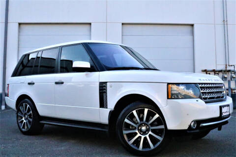 2011 Land Rover Range Rover for sale at Chantilly Auto Sales in Chantilly VA