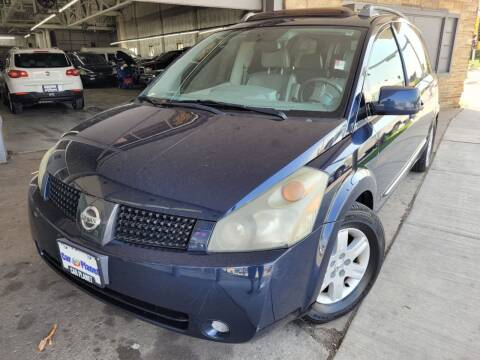 2005 Nissan Quest for sale at Car Planet Inc. in Milwaukee WI