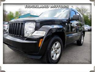 2010 Jeep Liberty for sale at Rockland Automall - Rockland Motors in West Nyack NY