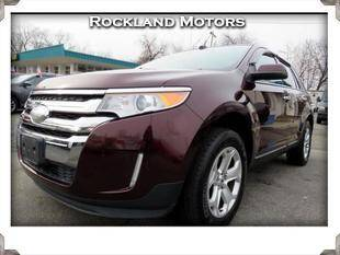 2011 Ford Edge for sale at Rockland Automall - Rockland Motors in West Nyack NY