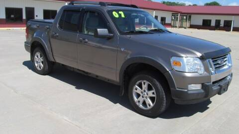 2007 Ford Explorer Sport Trac for sale at New Horizons Auto Center in Council Bluffs IA