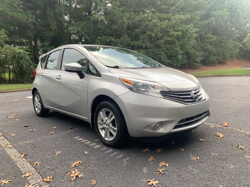 2015 Nissan Versa Note for sale at Nasco Automotive Group in Peachtree Corners GA