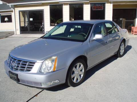 2006 Cadillac DTS for sale at Worthington Motor Co, Inc in Clinton TN