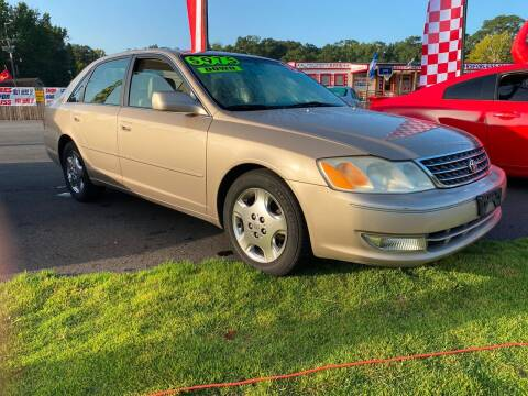 2003 Toyota Avalon for sale at Cars for Less in Phenix City AL