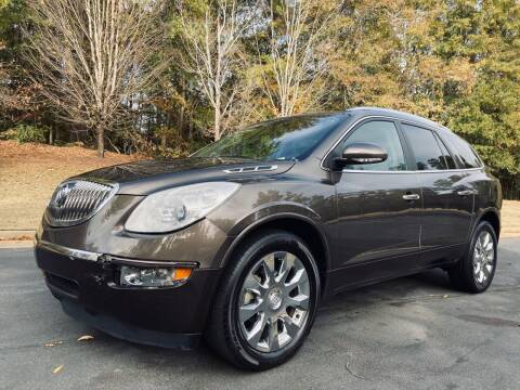 2012 Buick Enclave for sale at Top Notch Luxury Motors in Decatur GA