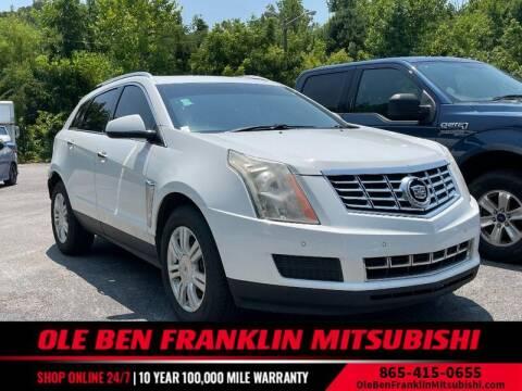 2013 Cadillac SRX for sale at Ole Ben Franklin Mitsbishi in Oak Ridge TN