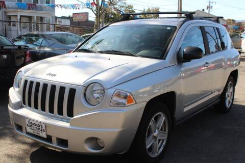 2010 Jeep Compass for sale at Grasso's Auto Sales in Providence RI