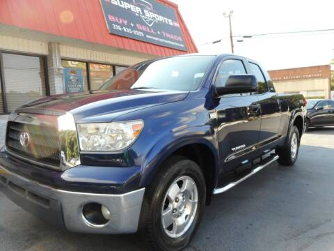 2007 Toyota Tundra for sale at Super Sports & Imports in Jonesville NC