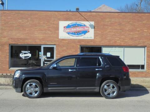 2012 GMC Terrain for sale at Eyler Auto Center Inc. in Rushville IL