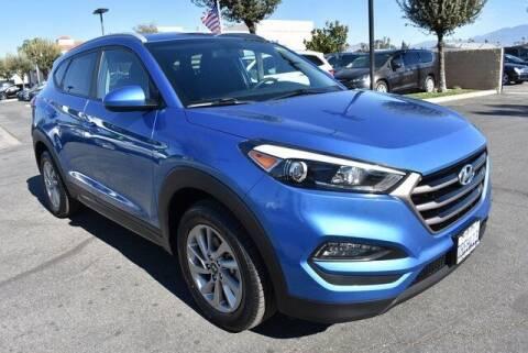 2016 Hyundai Tucson for sale at DIAMOND VALLEY HONDA in Hemet CA
