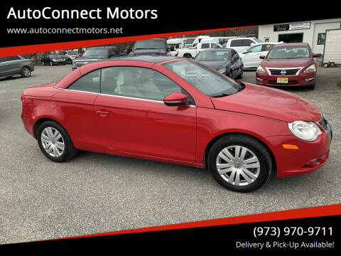 2009 Volkswagen Eos for sale at AutoConnect Motors in Kenvil NJ