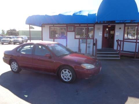 2004 Ford Taurus for sale at Jim's Cars by Priced-Rite Auto Sales in Missoula MT
