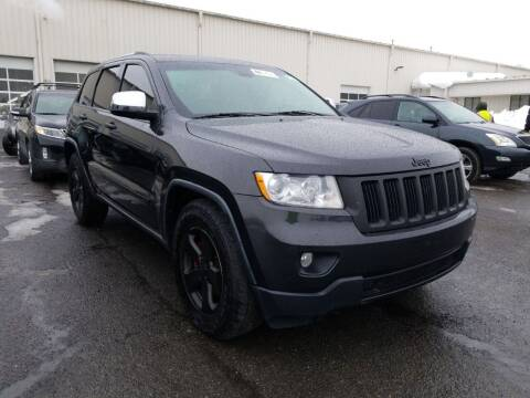 2011 Jeep Grand Cherokee for sale at MOUNT EDEN MOTORS INC in Bronx NY