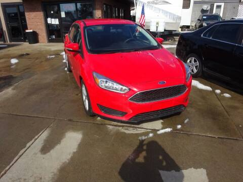 2015 Ford Focus for sale at Armando's Auto in Fort Lupton CO