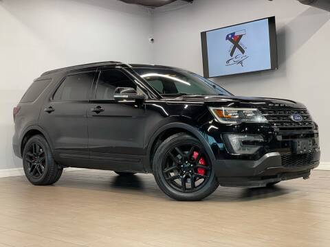 2016 Ford Explorer for sale at TX Auto Group in Houston TX