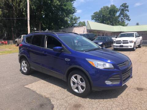 2016 Ford Escape for sale at Chris Auto Sales in Springfield MA