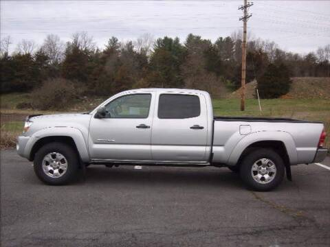 2008 Toyota Tacoma for sale at Broadway Motors LLC in Broadway VA